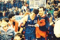 Ντίνος Αγγελίδης - Στέλιος Φενέκος