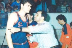 Σπόρτιγκ - Αγγελίδης - Διαμαντόπουλος